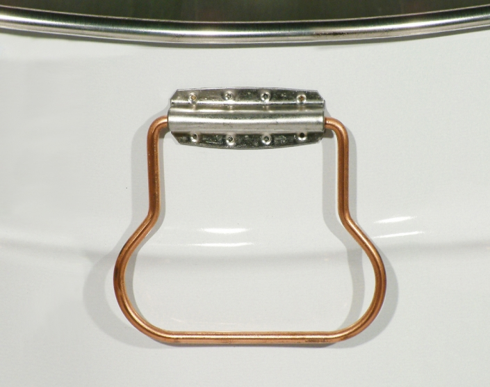 Side handles for 305 conical pails only.