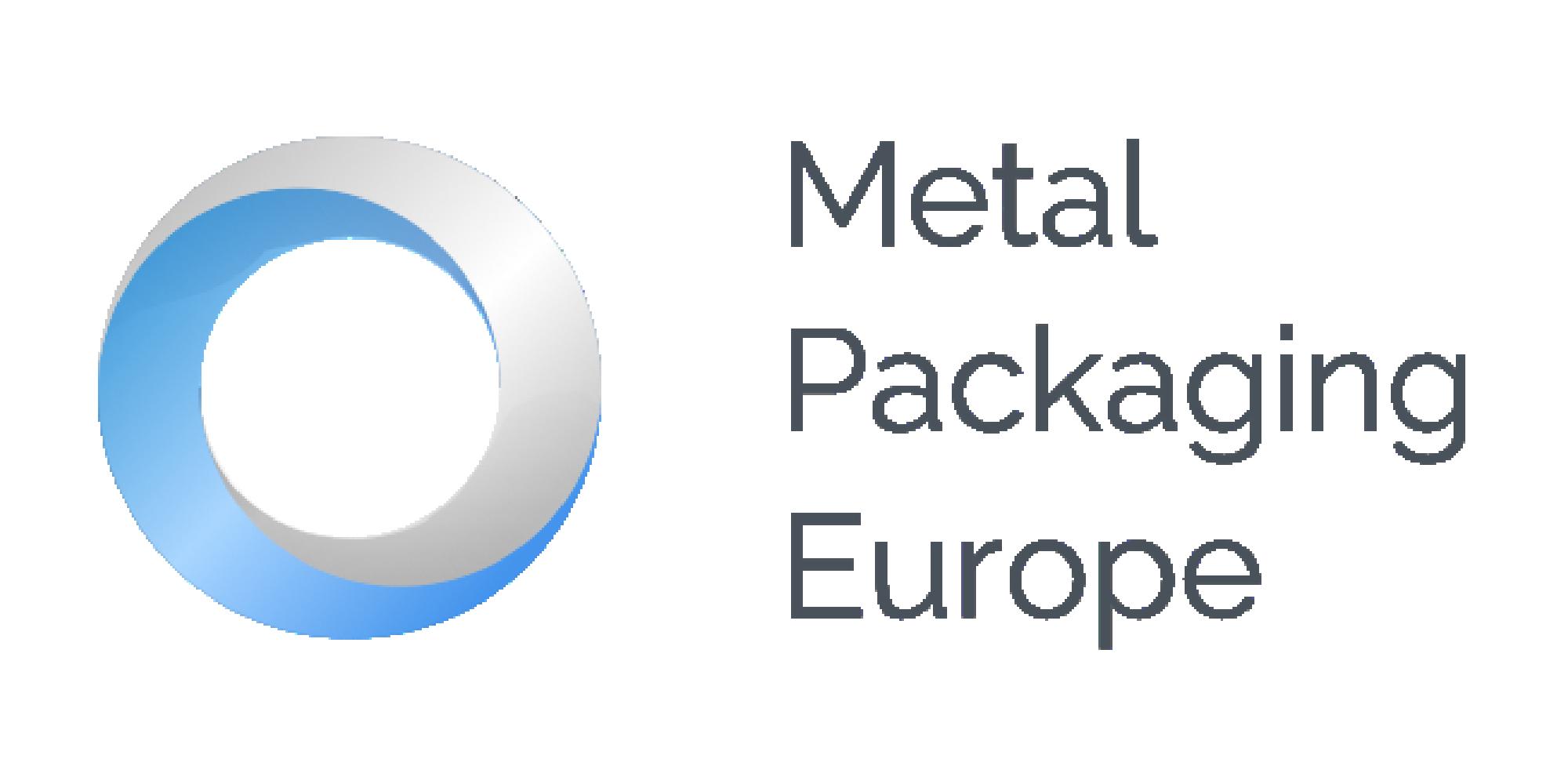 logo metal packaging europe